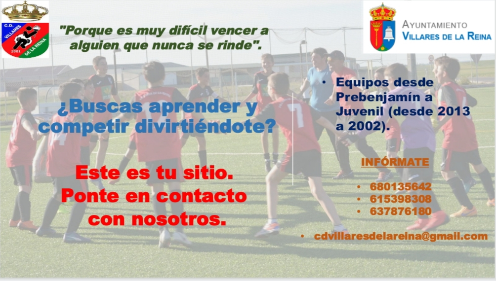 CAPTACIONES TEMPORADA 2020-2021